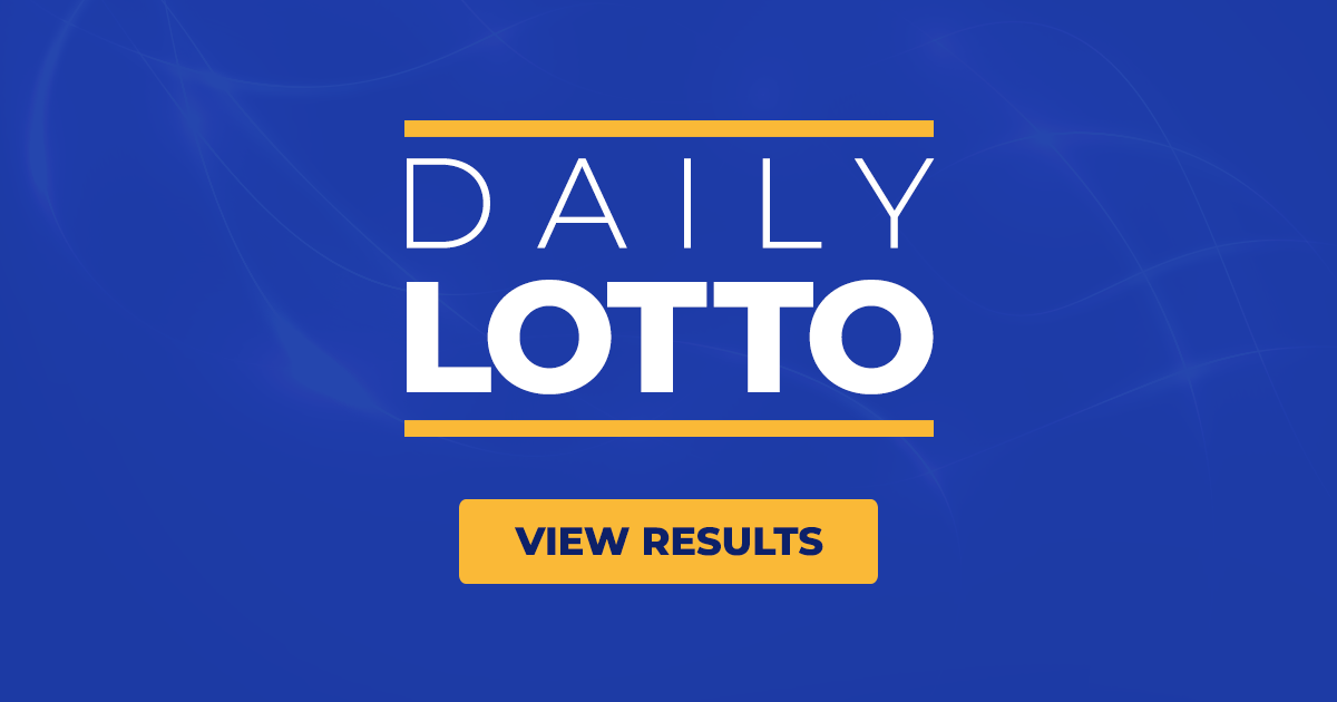 Daily Lotto Historical Results & Draw Details